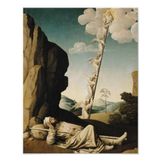 Jacob's Ladder, c.1490 Poster