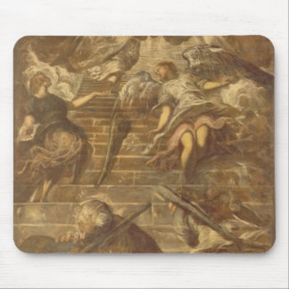 Jacob's Ladder (oil on canvas) Mouse Pads