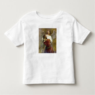 Jacob's struggle with the angel by Rembrandt Toddler T-shirt