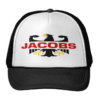 Jacobs Surname Hat