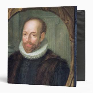 Jacobus Arminius, Professor of Theology 3 Ring Binder