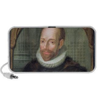 Jacobus Arminius, Professor of Theology Mini Speaker