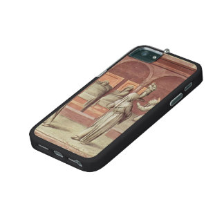 Jacopo Pontormo- Episode from the life in hospital iPhone 5/5S Covers
