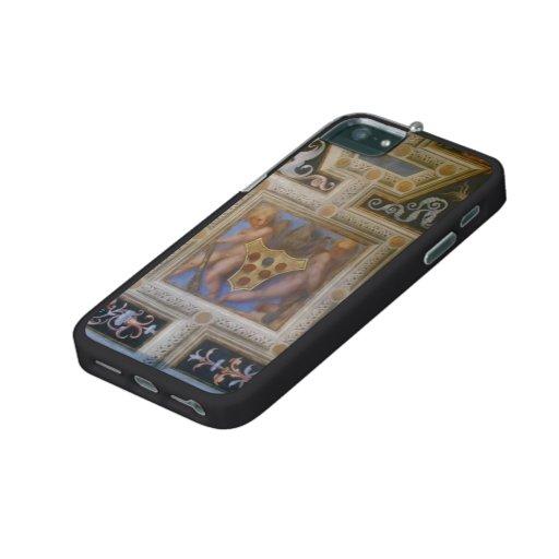 Jacopo Pontormo- Volta iPhone 5 Case