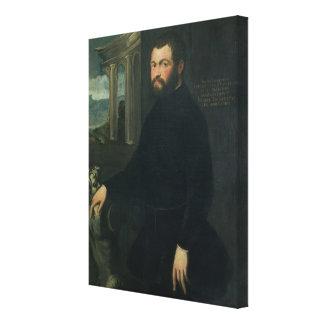 Jacopo Sansovino , originally Tatti Canvas Print