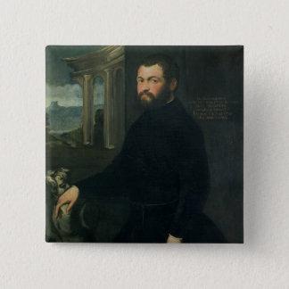 Jacopo Sansovino , originally Tatti Pinback Button