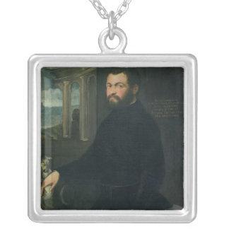 Jacopo Sansovino , originally Tatti Silver Plated Necklace