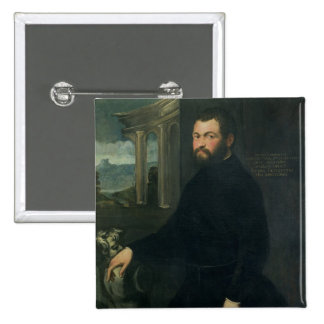 Jacopo Sansovino, originalmente Tatti Pin Cuadrada 5 Cm