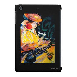 Jacqmotte Caf� Vintage PosterEurope iPad Mini Retina Case