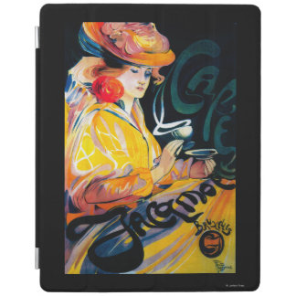 Jacqmotte Caf� Vintage PosterEurope iPad Cover