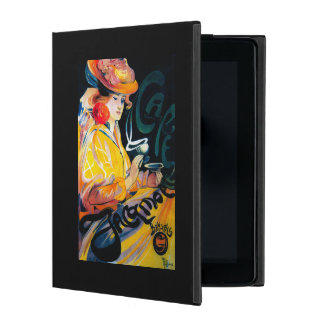 Jacqmotte Caf� Vintage PosterEurope iPad Covers