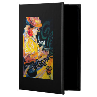 Jacqmotte Caf� Vintage PosterEurope iPad Air Cases
