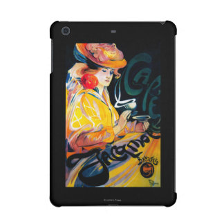 Jacqmotte Caf� Vintage PosterEurope iPad Mini Cases