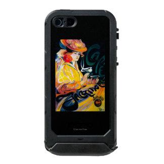 Jacqmotte Caf� Vintage PosterEurope Incipio ATLAS ID™ iPhone 5 Case