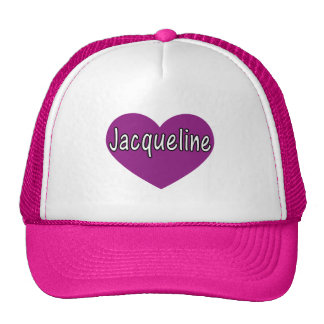 Jacqueline Trucker Hat