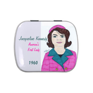 Jacqueline Kennedy - Candy Tin