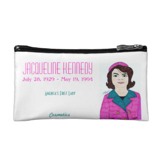 Jacqueline Kennedy - Cosmetics Bag Makeup Bags