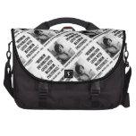 Jacqueline Kennedy Minimum Information Politeness Bag For Laptop
