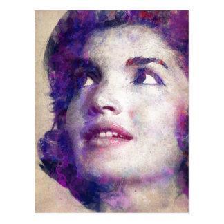 Jacqueline Kennedy Onassis Postales