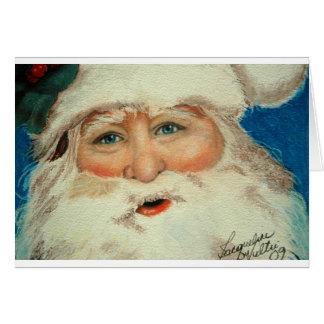 Jacqueline Veltri's Santa Card
