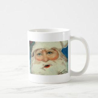 Jacqueline Veltri's Santa Coffee Mug
