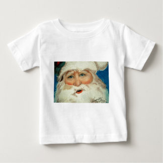 Jacqueline Veltri's Santa Infant T-shirt
