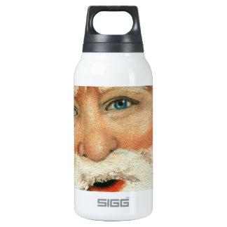 Jacqueline Veltri's Santa Insulated Water Bottle