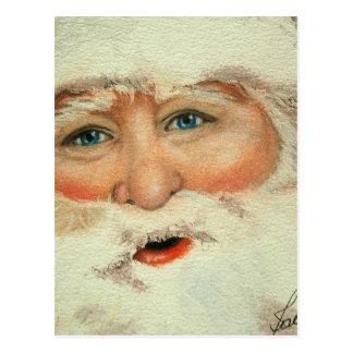 Jacqueline Veltri's Santa Postcard