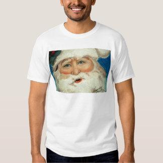 Jacqueline Veltri's Santa Tee Shirt