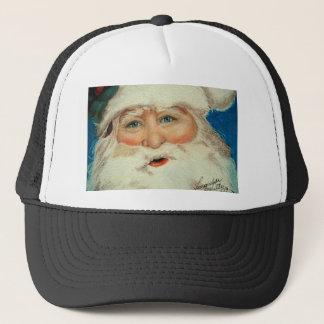 Jacqueline Veltri's Santa Trucker Hat