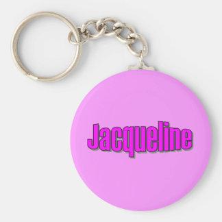 Jacqueline's key chain