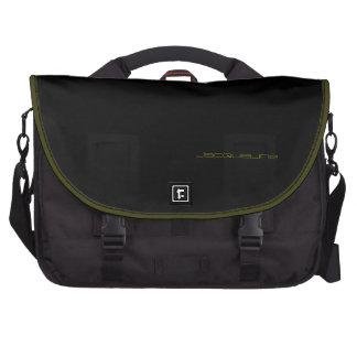 Jacqueline's laptop bag