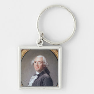 Jacques Alexandre Cesar Charles Keychain