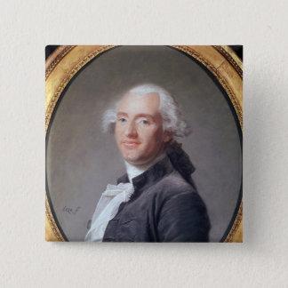 Jacques Alexandre Cesar Charles Pinback Button