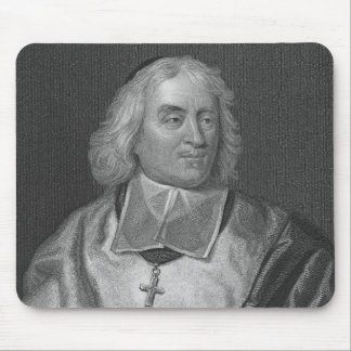 Jacques Bossuet, engraved by Richard Woodman Mouse Pad