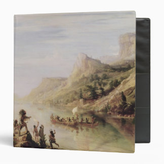 Jacques Cartier Discovering the St. Lawrence Binders