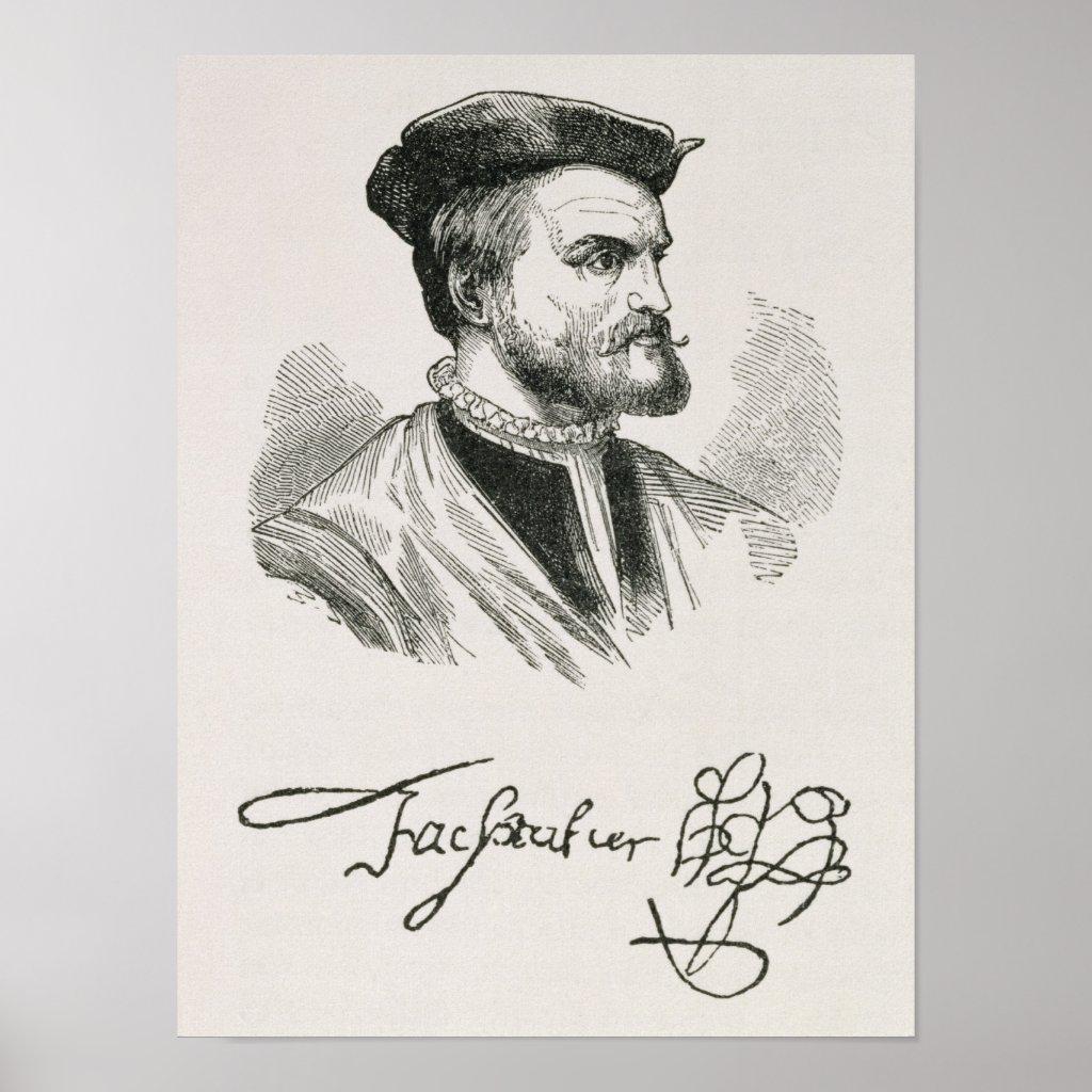 Jacques Cartier Signature