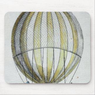 Jacques Charles and Nicholas Robert's  Balloon Mouse Pad