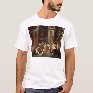 Jacques David-Consecration & Coronation T-Shirt