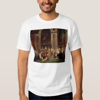 Jacques David-Consecration & Coronation Tee Shirt