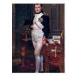 Jacques David Napoleon Bonaparte en su estudio Postales
