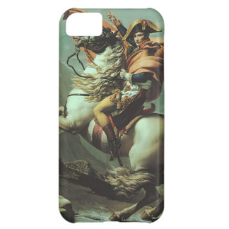 Jacques-David- Napoleon Crossing the Alps iPhone 5C Cover