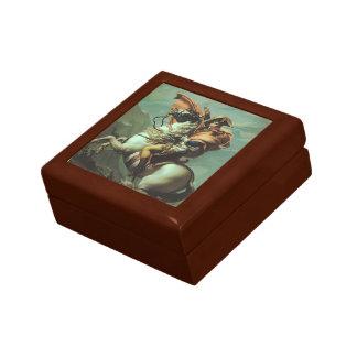 Jacques-David- Napoleon Crossing the Alps Gift Box