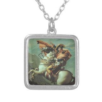 Jacques-David- Napoleon Crossing the Alps Custom Jewelry