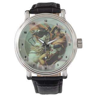 Jacques-David- Napoleon Crossing the Alps Watch