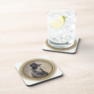 Jacques David: Portrait of Jeanbon Saint André Coasters