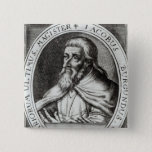 Jacques de Molay  Master of Knights Templars Pinback Button