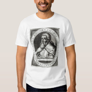 Jacques de Molay  Master of Knights Templars Tee Shirt