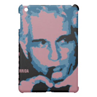 Jacques Derrida Cover For The iPad Mini