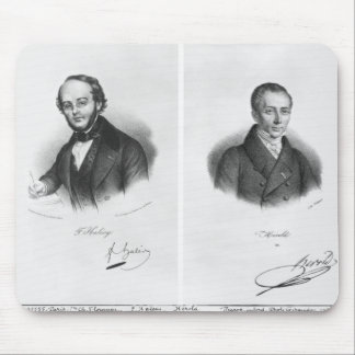 Jacques Fromental Halevy  and Ferdinand Herold Mouse Pad